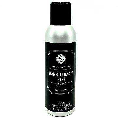 DW Home Richly Scented Warm Tobacco Pipe 6 Oz Room Spray