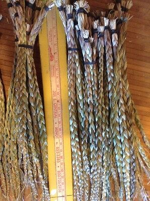 one Sweetgrass braid Over 18 Inches