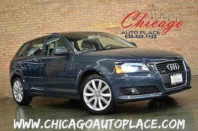 2009 Audi A3 Base Hatchback 4-Door 2009 Audi S Line Quattro AWD BOSE SOUND DOUBLE SUNROOF CLEAN LOCAL TRADE