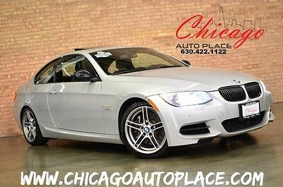 2011 BMW 3-Series Base Coupe 2-Door 2011 BMW 335is M-SPORT NAVI SENSORS HEATED SEATS SUNROOF ONE OWNER