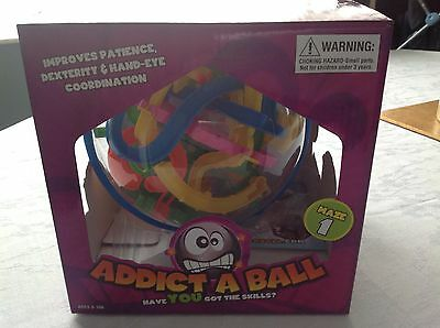 Addictaball. Large Maze 3D puzzle