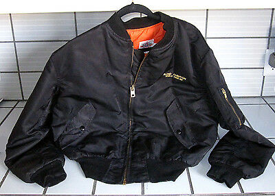 Extremely Rare Collectible 1990 Blond Ambition World Tour Bomber Jacket Mint