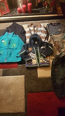 Bundle boys clothes 3-4 years