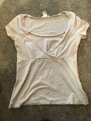 H&M nursing tops - pack of two (XS)