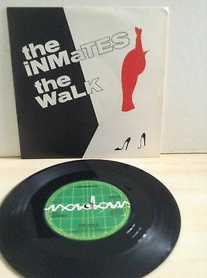 The Inmates - The Walk - Radar Records