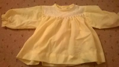 Vintage - Baby girls dress from 70s - Authentic 3-6m?