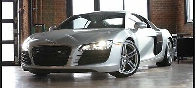 2008 Audi R8 Base 2008 Audi R8 Quattro- 6 Speed gated shifted! Super clean, well taken care of.
