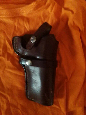 Smith & Wesson Leather Gun Holster 21/21 N Frame