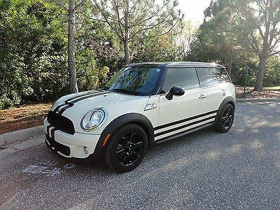 2012 Mini Cooper Clubman S Coupe 3-Door 2012 Mini Cooper S Clubman 1 Owner Panorama Roof 32K Miles Like New No Accident
