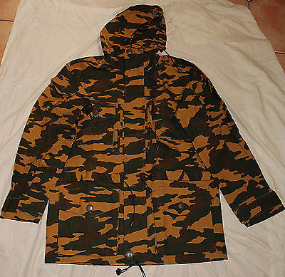 Russian Spetsnaz Mountain Camo Suit.Rip-stop Red Flora.2010.New.
