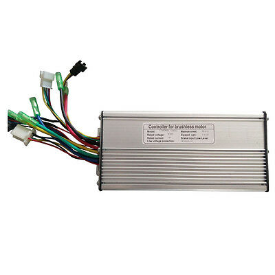 48V 1000W eBike controller, no-hall control, normal cable type