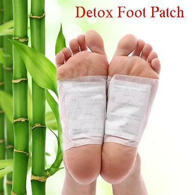 10 Detox Foot Patches/Weight Loss/Sleep Aid/Cleanse/Health Products