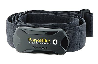 Topeak Panobike Heart Rate Monitor with Bluetooth & BLE 4.0