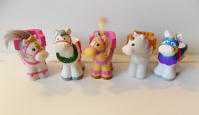 Fisher Price Little People Figures Lot #9
