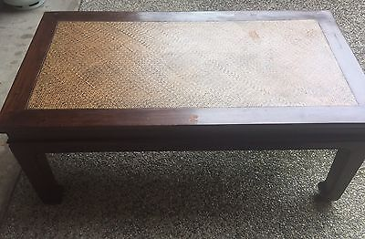 Asian Rectangle Coffee Table