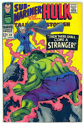 Tales to Astonish #89 - March 1967 FN- (5.5) - Great Silver Age Book!