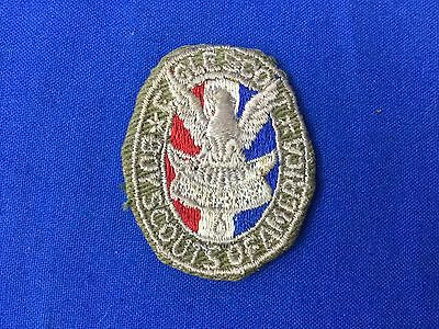 Boy Scout Eagle Scout Patch