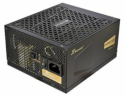 Seasonic-Prime 650 W Gold, Pc-Netzteil-Adapter/cable Seasonic New