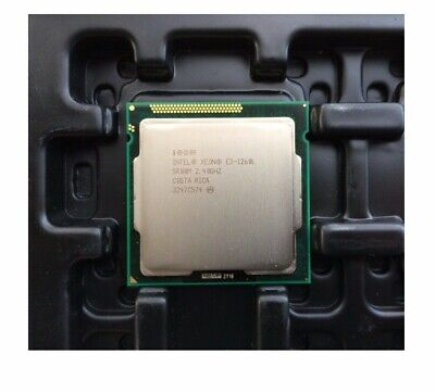 Intel E3-1260L 2.40Ghz Quad-Core LGA1155 CPU Xeon 8MB 45W SR00M HD Graphic