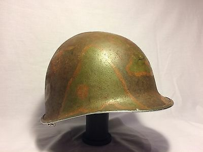 Fixed Bale WWII US M1 ORIGINAL CAMO PAINT + LINER