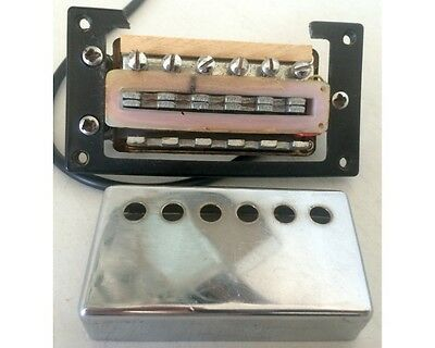 Vintage Early 70's Univox Matsumoku Neck Pickup 7.23 Ohms