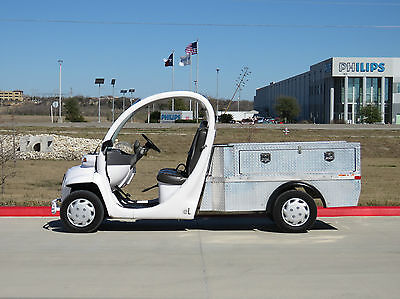 GEM eL Electric Vehicle Truck, STREET LEGAL! Long bed, Texas Title! SEE VIDEO!