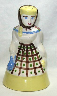Vintage California Cleminsons Pottery Betty Cleanser Shaker Figurine