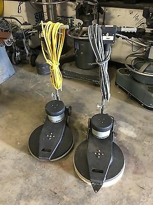 "Pacific Furry 2000S Buffer/Burnisher Commercial 20"" Floor Machine  Polisher"