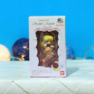 NEW / Sailor Moon Twinkle Dolly (Set 2) - Sailor Venus / Star Power Stick