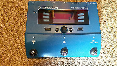 Multi effets voix Voice Live Play TC-Helicon