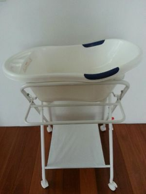 Baby Bath Tub Love n Care and Stand
