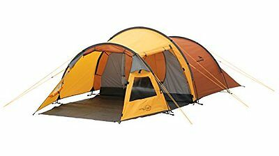 (TG. 3 persone) Arancione - Orange/Gold Easy Camp Spirit 300 Tenda da campeggio,