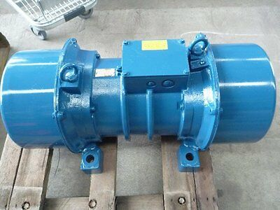 Jost 8Hp Vibrating Motor / 3 Phase