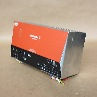 Weildmuller CONNECTPOWER PLC POWER SUPPLY 24V 16-20A 8778870000