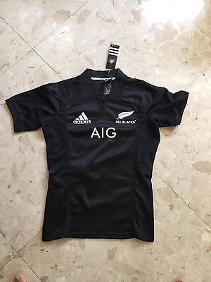 All Blacks Home 2017 Rugby Jersey Size S-XXL