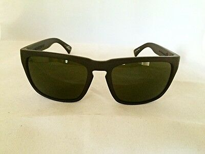 Electric Knoxville Matte Black/grey Sunglasses.