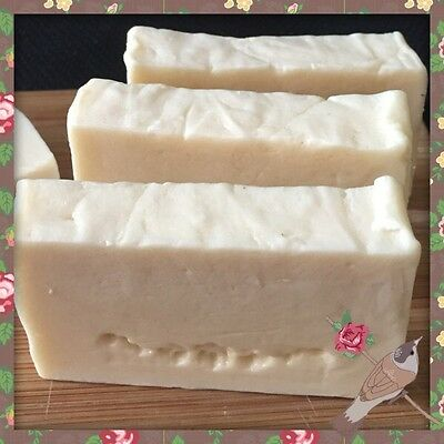 1 X Milky Bar Facial & Body Soap. Natural, Handmade & Organic