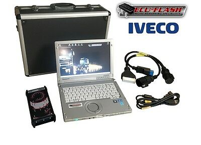IVECO ELTRAC EASY v12.1 ECI Full Dealer Level Diagnostic System, 100% Genuine!