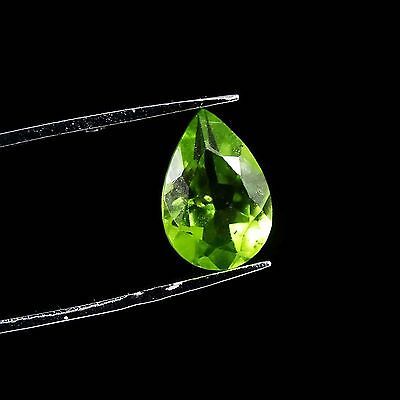 1.50 CtS Natural Excellent Superb Top Quality Loose Peridot Faceted Gemstone