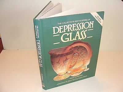 THE COLLECTOR'S ENCYCLOPEDIA OF DEPRESSION GLASS Gene Florence Price Guide Book