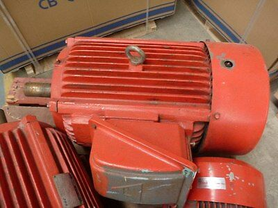 Gec 60Hp 3 Phase Electric Motor/ 1475Rpm