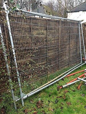 Security fence x 4