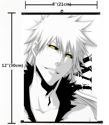 HOT Japan Anime Bleach Wall Poster Scroll Home Decor Cosplay 1505