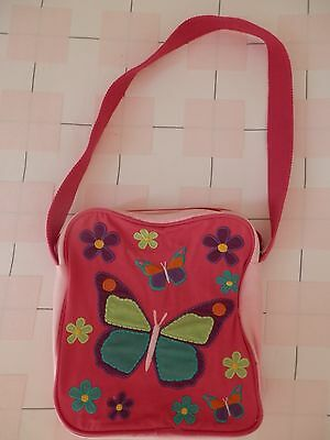 Girls butterfly bag. Pre loved. Excellent condition.