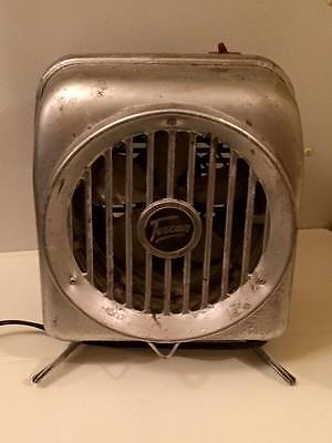 Mid century Torcan electric heater and fan