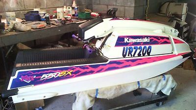 Kawasaki 550sx reed engine Jetski On registered trailer!