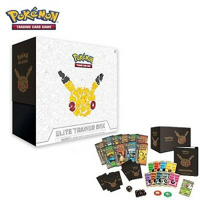 Pokemon 20th Anniversary Generations Elite Trainer Box - FREE SHIPPING