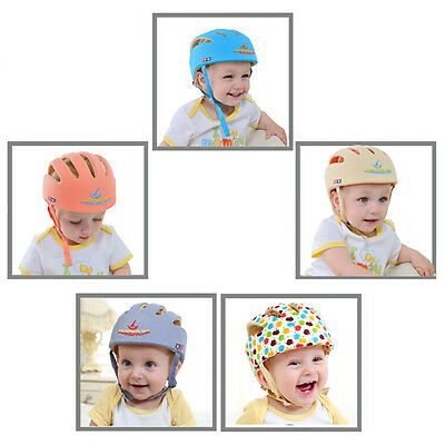 Baby Safety Helmet Cotton Safety Helmet  Protective Helmet Infant Protection Hat