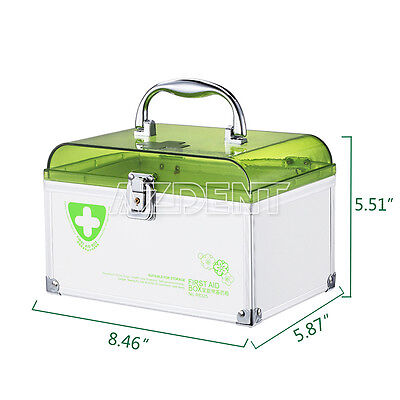 Portable Medicine Cabinet First Aid Box 6 Layers Medicine Chest Free Shipping