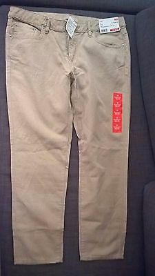 Women UNIQLO Linen Blended Jeans/Pants, size:28 inch waist BRAND NEW NEVER WORN